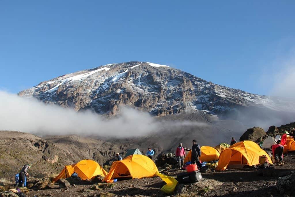 7 Days Lemosho Route Kilimanjaro Climbing