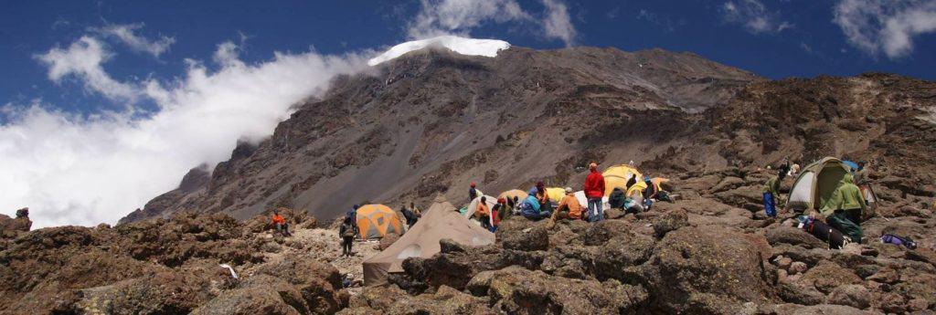 Lemosho Route Kilimanjaro 1