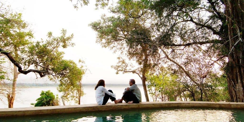 kiba point pool nomad tanzania